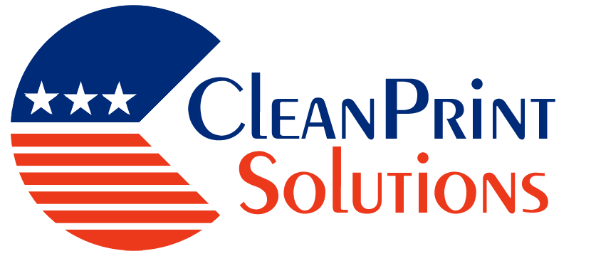 CleanPrint Solutions logo