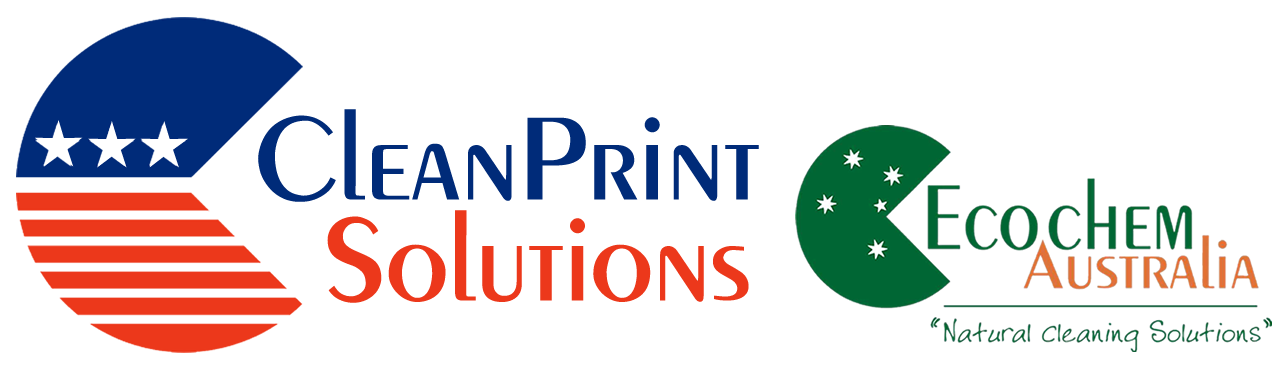 CleanPrint Solutions & Ecochem logos