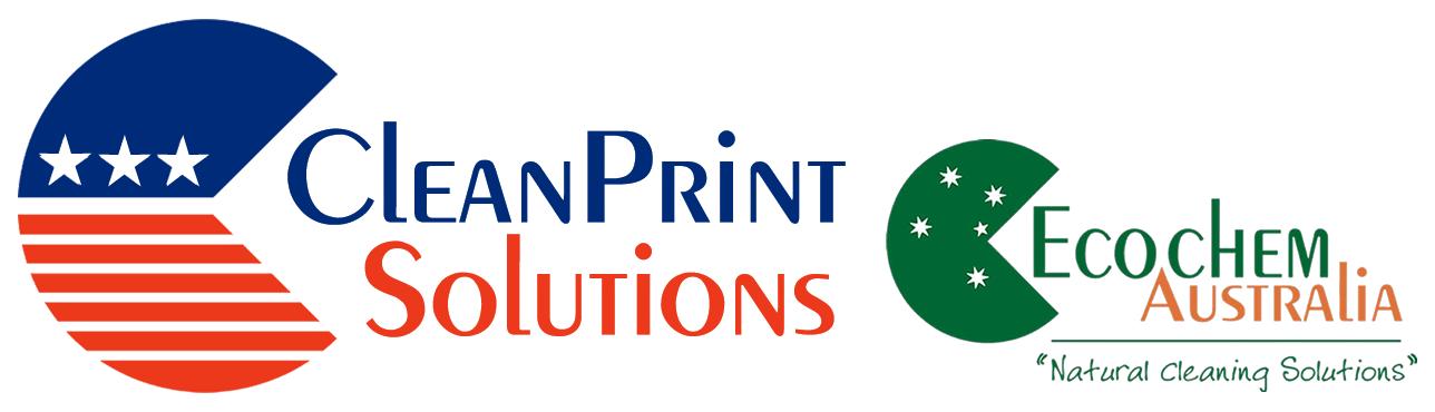 CleanPrint Solutions & Ecochem logos